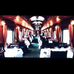 Inside The Train/Trenin İçi... The Luxury Africa/Rovos Rail Tours... #train #tren #tour #africa #transafrica