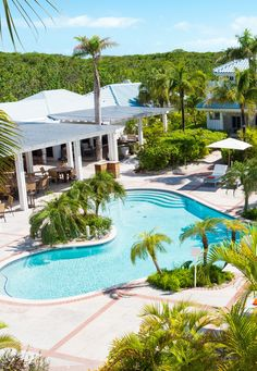 Beach House Pool View 2, boutique resort in Turks & Caicos