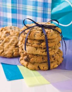 """Ifs Ands & Nuts Cookies from """"Lion House Cookies & Sweets."""""""