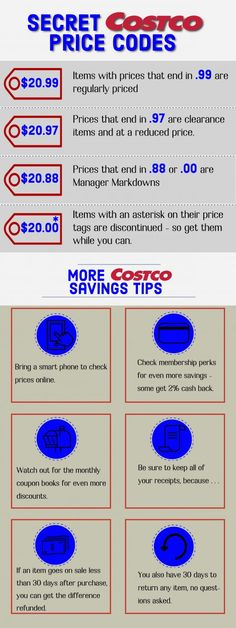 Everyone loves Costco, but few people know they can save even more money if they know the store's secret price codes. Check out these Costco savings secrets! Save Money On Groceries, Save Your Money, Ways To Save Money, Money Tips, Money Saving Tips, Groceries Budget, Money Savers, Costco Savings, Costco Shopping