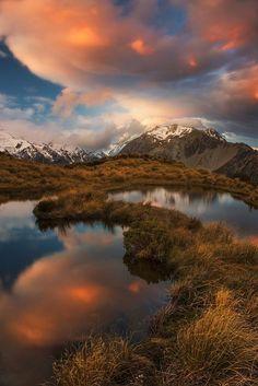 "maureen2musings: "" Glory of the Mountains  © Yan Zhang Photography """