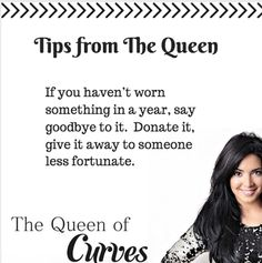 Share your style around! If you haven't worn something in a year, give it a new home. Your Style, Curves, Queen, Sayings, My Love, Tips, Inspiration, Outfits, Biblical Inspiration