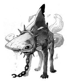 Shark Hound, Sam Bosma's Portfolio