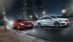 Mercedes-Benz CLA Shooting Brake - Lifestyle NWS