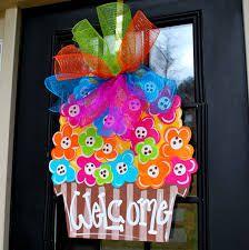 spring classroom door decorations - Google Search