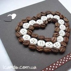 VK is the largest European social network with more than 100 million active users. Diy And Crafts, Arts And Crafts, Coffee Crafts, Card Making, Beaded Bracelets, How To Make, Gifts, Card Ideas, Gift Ideas