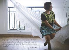 Open house | Irene Alves. Veja: http://www.casadevalentina.com.br/blog/detalhes/open-house--irene-alves-3168 #decor #decoracao #interior #design #casa #home #house #idea #ideia #detalhes #details #openhouse #style #estilo #casadevalentina #balcony #varanda