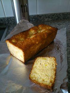 Plumcake de manzana - Recetízate