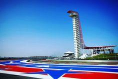 """One week until race day   yee-haw! @cota_official #usgp #formula1 #f1 #austin #texas"""