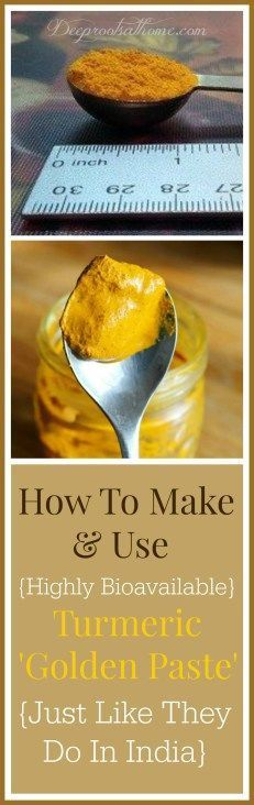 How To Make {& Use} Highly Bioavailable Turmeric Golden Paste. It helps with Arthritis, Osteoarthritis Turmeric Extract Improves Brain Function, Gout, Alzheimer's