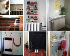 What great way to mask those boring room space hogs in your Brooklyn abode. Round Up: 7 Ideas For Masking The Radiator