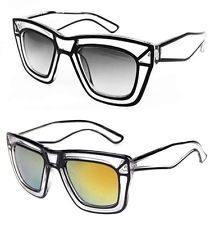 b16963653203 Mens Boys Sunglasses Extraordinary Unusual Fashion Designer David Glasses  PUNK Fashion Designer
