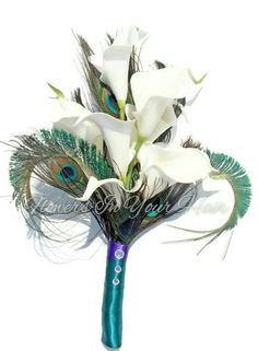 "Hey, I found this really awesome Etsy listing at <a href=""https://www.etsy.com/listing/236519177/peacock-calla-lilies-bouquet-artificial"" rel=""nofollow"" target=""_blank"">www.etsy.com/...</a>"