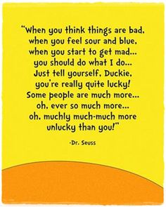Dr. Seuss Quotes for Adults | Thirteen inspirational Dr. Seuss quotes…
