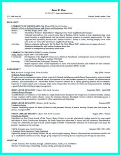 nice write properly your accomplishments in college application resume check more at http