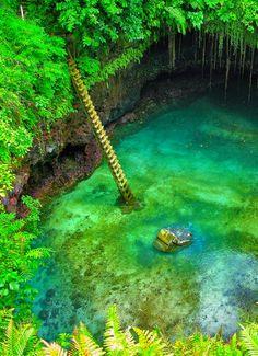 Lotofaga,Upolu island, Samoa: - PixoHub