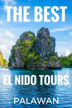 First hand account of the two BEST El Nido Tours and why! Find out which ones we recommend! Real advice from real travellers. Vacation Trips, Dream Vacations, Palawan, Beautiful Places To Visit, Places To Eat, Best Hotels, Travel Inspiration, Traveling By Yourself, The Best
