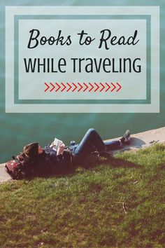 Books to read while traveling