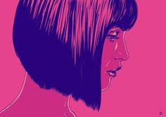 Various works by Giuseppe Cristiano, via Behance