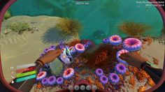 Let's Play Subnautica Ep 1 The calm and quiet start of an epic adventure...