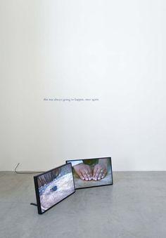 Douglas Gordon  Sharpening Fantasy, 2012