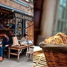 My friend, who lives in Paris, told me about this Boulangerie, Du Pain et des Idees, so in my latest visit to Paris in June, I had to go there and try it for myself. We bought cheese in a local outdoor market and then got some bread and cakes and headed for a picnic lunch on one of the benches ne...
