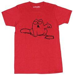 Simon's Cat Mens T-Shirt - The Cat Need His Food Image (M... http://www.amazon.com/dp/B01CF96HFK/ref=cm_sw_r_pi_dp_yGLvxb05CKNBD