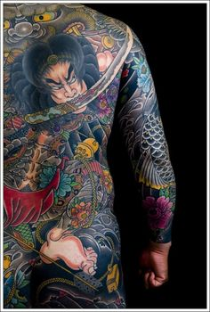 Female and Male Japanese Yakuza Tattoo Designs, Images and Suits with meaning. Beautiful full body yakuza dragon tattoos and more yakuza inspiration. Japanese Tattoos For Men, Traditional Japanese Tattoos, Japanese Tattoo Designs, Tattoo Designs Men, Japanese Style, Yakuza Tattoo, Samurai Tattoo, Tattoo Female, Body Tattoo Design
