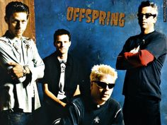 <3- the offspring