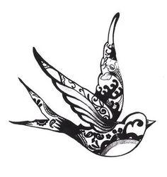 swallow tattoo photo: my tattoo swallow_by_DartVainer.jpg
