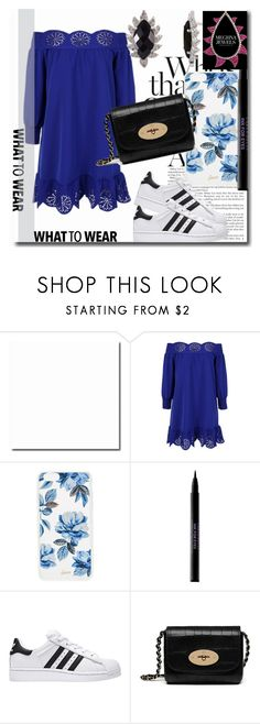 """""""Meghna Jewels !"""" by dianagrigoryan ❤ liked on Polyvore featuring Sonix, Urban Decay, Mulberry and meghnajewels"""