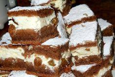 Nem kell a piskótával szenvedni, vagy bonyolult süteményeket készíteni, a kavart tészta könnyű, de az íze hmmm... nagyon fincsi! A töltelékre se lesz panasz! :)) Hozzávalók: a tésztához: 8 evőkanál liszt 6 evőkanál cukor 2 evőkanál...