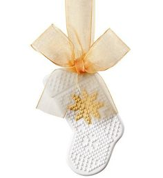 #Lladro 18400 STOCKING - ORNAMENT (RE-DECO) http://lladro.stores.yahoo.net/ll18storr.html