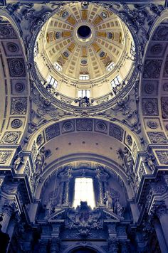 Day 1: Theatine Church, Munich   Incredible Pictures