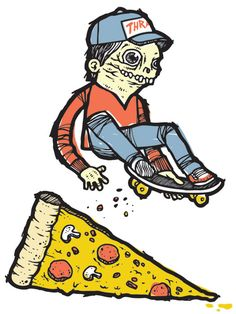 Michael Sieben for Thrasher