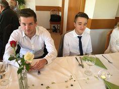 Die Söhne von Herr Puchas #puchasplus #thermenhotel #stegersbach #firmung