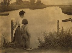 Gertrude Käsebier - Twitter Search / Twitter Old Photography, Painting, Search, Twitter, Art, Art Background, Painting Art, Searching, Kunst