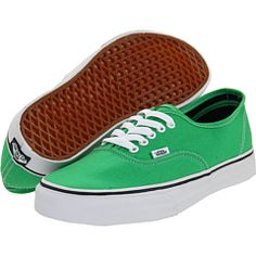 Vans Authentic - Island Green - CUTE!