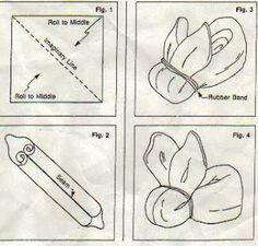 Manualidades con toalla | Solountip.com