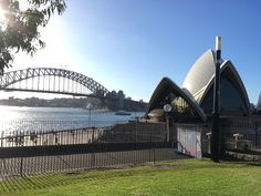 The real Sydney view