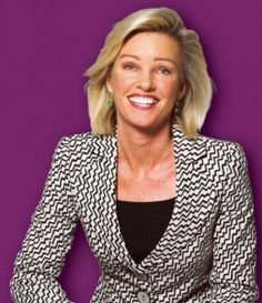 Kim Kiyosaki  the wife of Robert Kiyosaki,  Rich Dad, Poor Dad - love her book Rich Woman