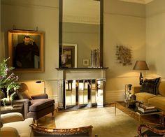 ... Antique Rug for Top London Design Firm - Douglas Mackie Interiors