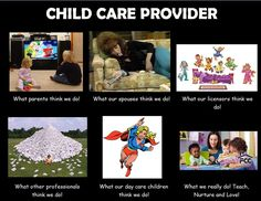 I thought it would be fun to create an MEME for child care providers… Jean … I thought it would be fun to create an MEME for child care providers… Jean 1 – 2 – 3 Learn Curriculum Childcare Quotes, Teaching Humor, Toddler Teacher, How Many Kids, Teacher Memes, Preschool Curriculum, Early Childhood Education, Early Learning, Fun Activities