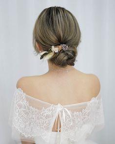 Up Styles, Long Hair Styles, Bridal Hair Updo, Bride Hairstyles, Hair Designs, New Look, Hair Cuts, Hair Color, Hair Beauty