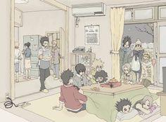 Tsuna Home