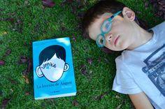 Wonder. La lección de August. NO al bullying o acoso escolar: cuentos y libros para prevenirlo