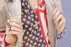style up: The new fashion of USA style 2013