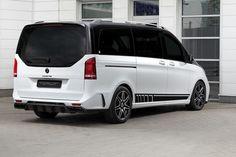 TopCar Mercedes-Benz V-Klasse Inferno Mercedes Benz Viano, Mercedes Van, Vito, Sprinter Van, Bus, Luxury Cars, Dream Cars, Porsche, Automobile