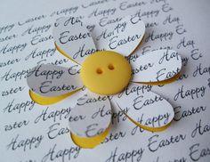 Easter Card - Flower