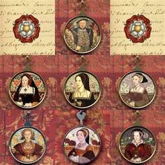 The Tudors (History not the tv series)